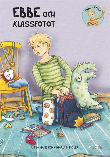 Ebbe och klassfotot av Anna Hansson