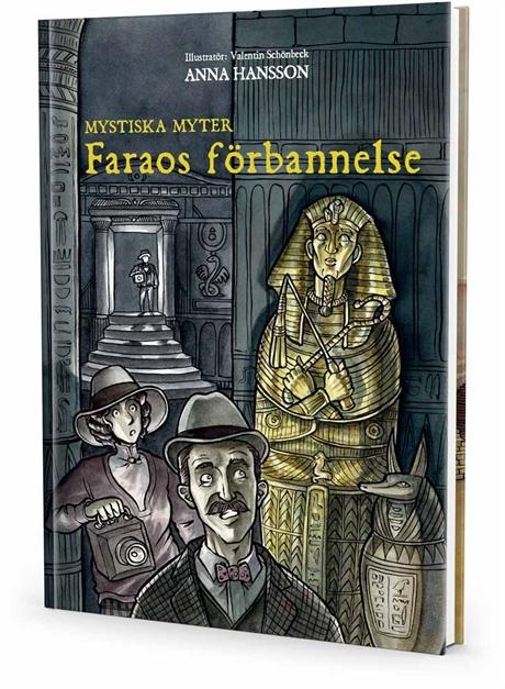 Faraos förbannelse av Anna Hansson