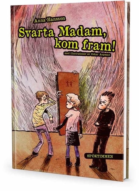 Svarta Madam, kom fram! av Anna Hansson