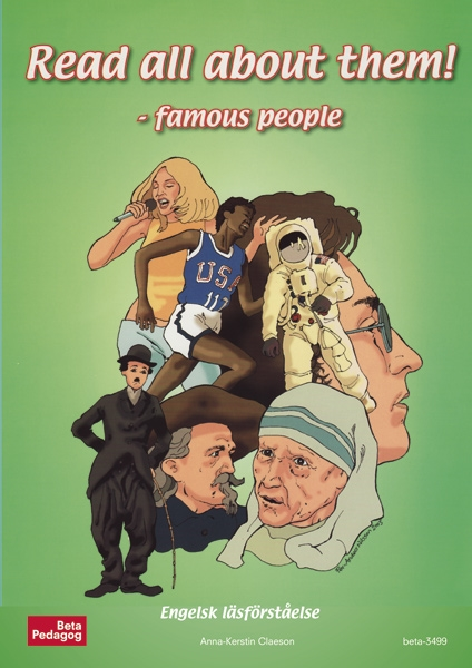 Read all about them! - famous people