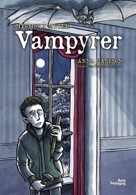 Vampyrer av Anna Hansson