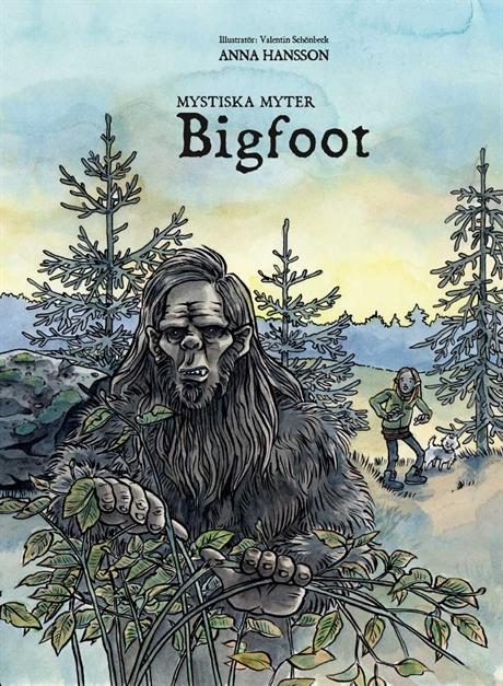 Bigfoot av Anna Hansson