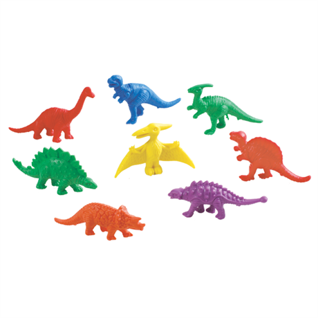 Counters Dinosaurier (128)