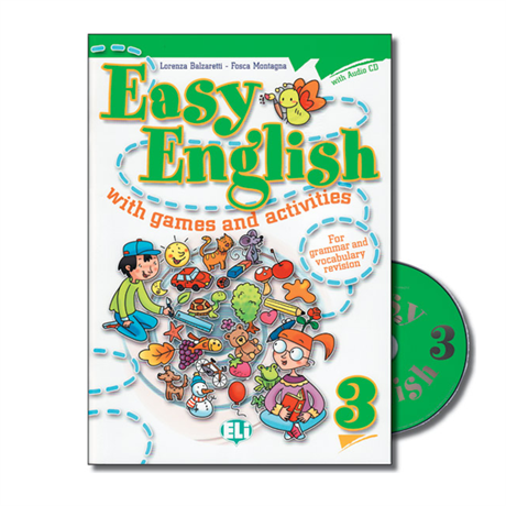 Easy English 3 med CD