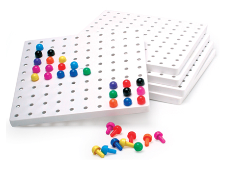 Peg Boards & Pegs