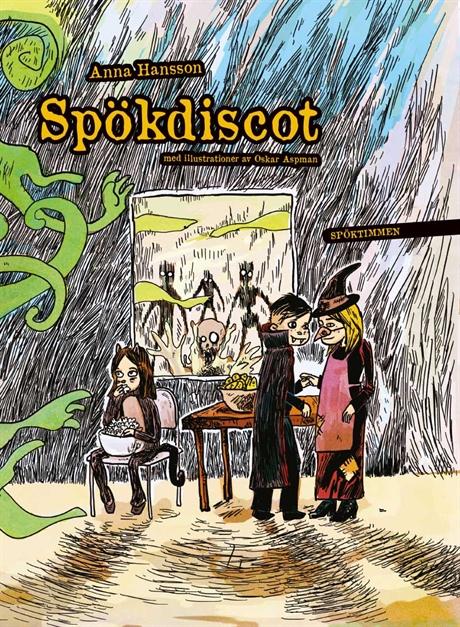 Spökdiscot av Anna Hansson