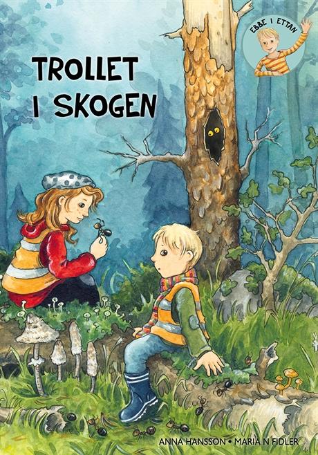 Trollet i skogen av Anna Hansson