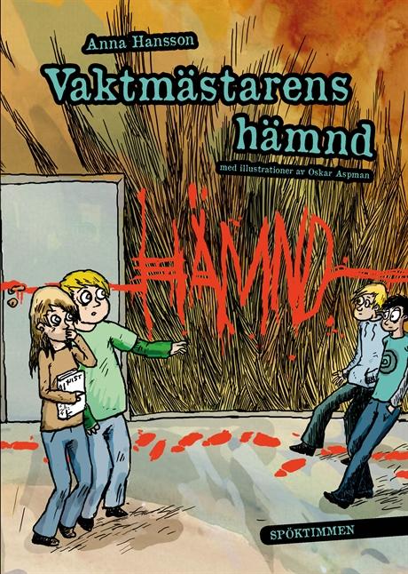 Vaktmästarens hämnd av Anna Hansson
