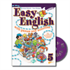 Easy English 5 med CD